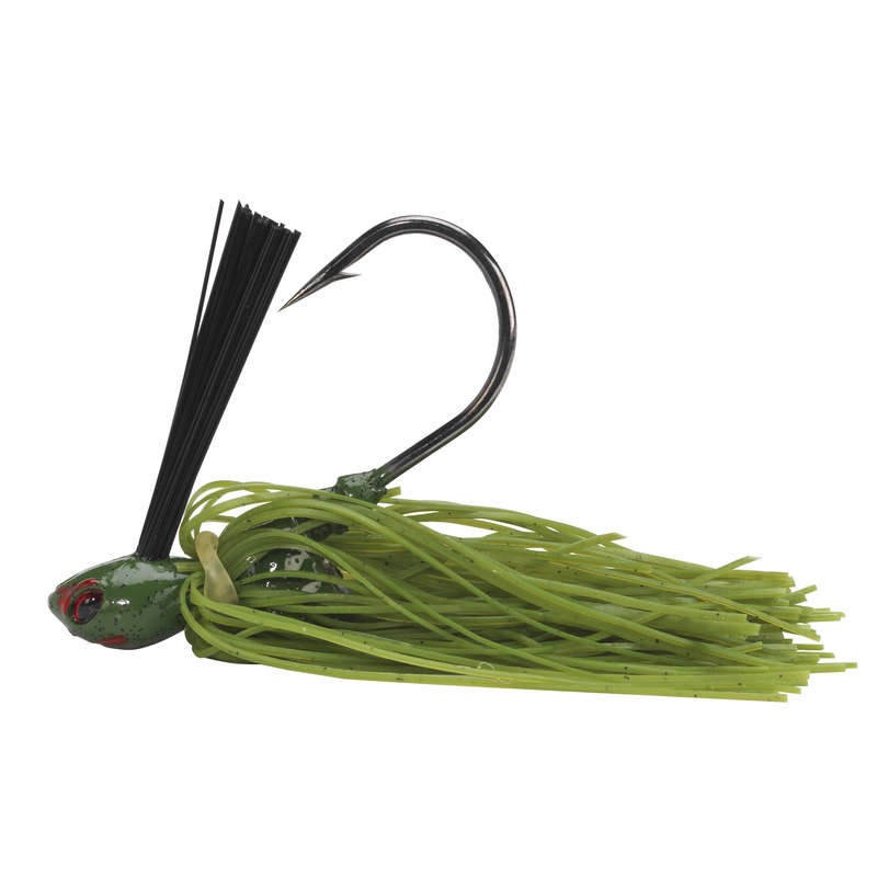 AMOSTRAS ACHIGÃ PESCA - AMOSTRAS JIG FLIPPIN 1/2OZ WM BERKLEY - All Catalog