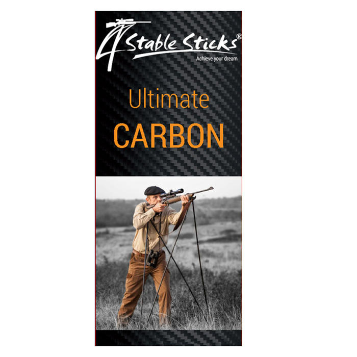 4 STABLE STICKS ULTIMATE CARBON