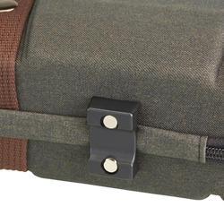 Koffer voor gedemonteerd jachtgeweer 500 groen
