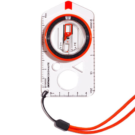 Explorer 500 Baseplate Orienteering and Hiking Compass