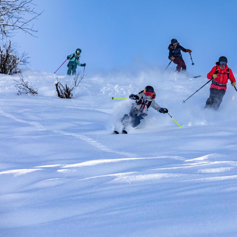 CT - Comment bien skier en hors-piste - titre