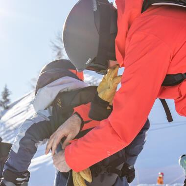 Hoe kies ik mijn rugbescherming om te skiën?