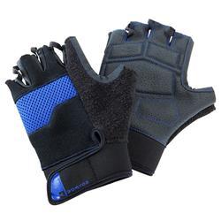 Fitnesshandschoen met klittenbandsluiting