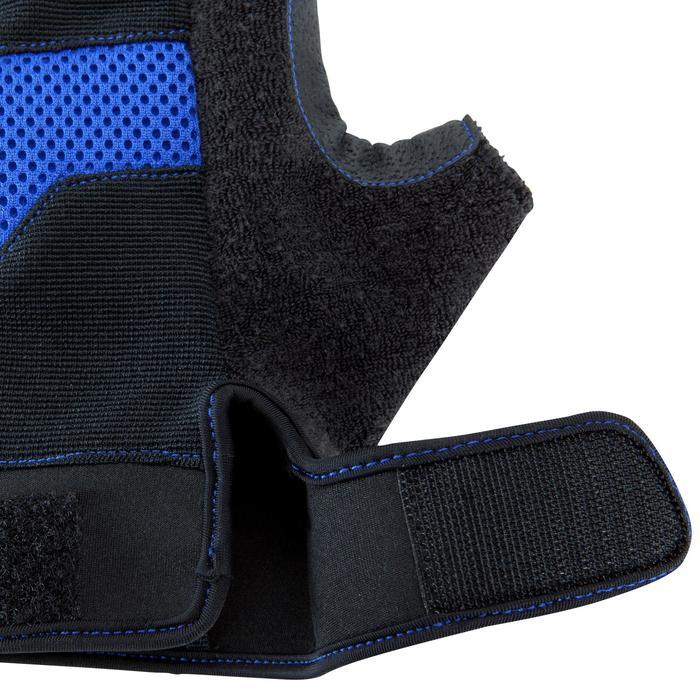 Fitnesshandschoen met klittenbandsluiting - 188324