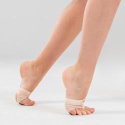 Fußschoner Modern Dance beige