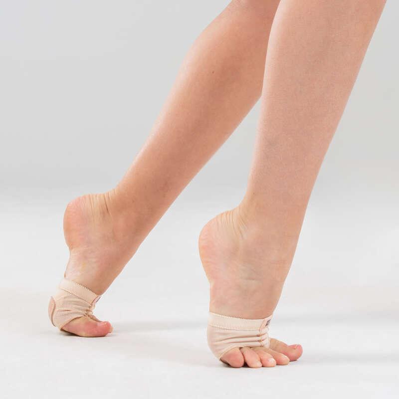 ŽENSKA ODJEĆA ZA MODERNI JAZZ DANCE, ŠTITNICI ZA NOŽNE PRSTE Ples - Štitnici za nožne prste STAREVER - Dodatna oprema za ples