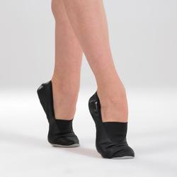 Modern Dance Schuhe aus weichem Leder
