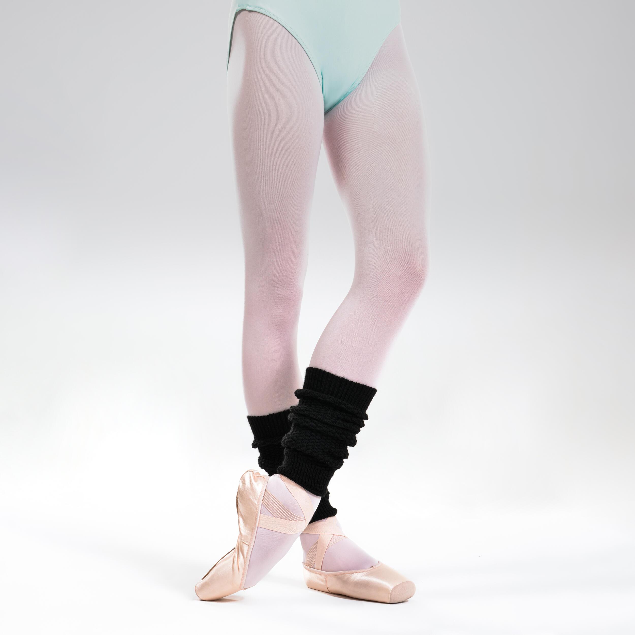Jambiere balet Negru Fete imagine