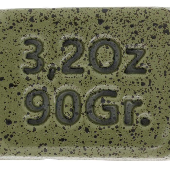 Loodjes voor karpervissen Square 90 g (x2)