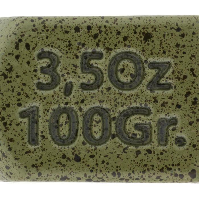 Loodjes voor karpervissen Square 100 g (x2)