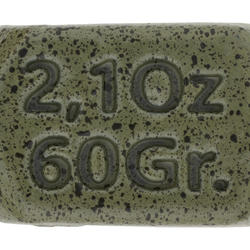 Loodjes voor karpervissen Square 60 g (x2)