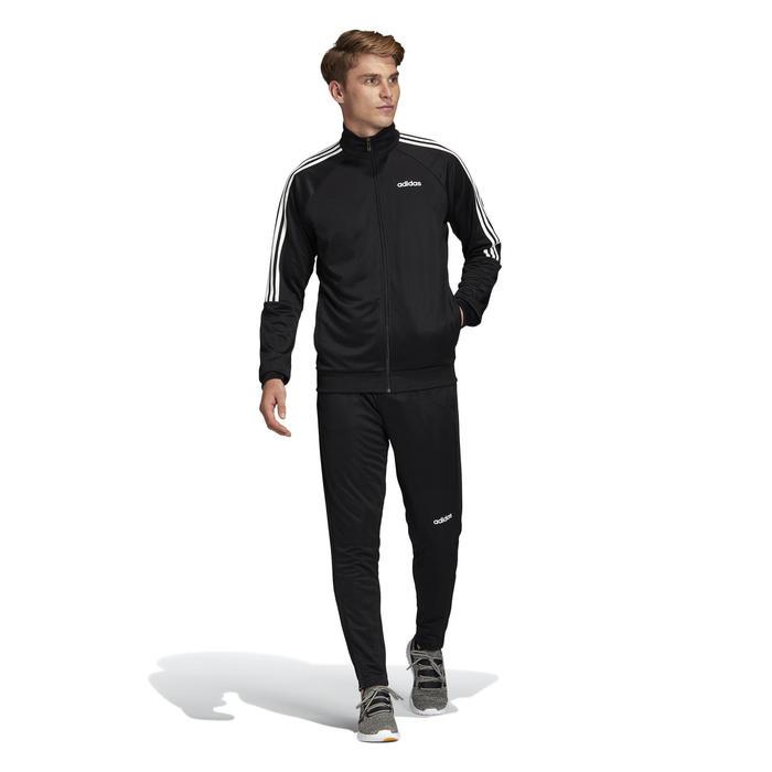 paso Empleador Eficacia  Chándal Adidas Sereno adulto negro ADIDAS | Decathlon