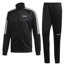 Trainingsvest voor voetbal HW20 zwart/wit