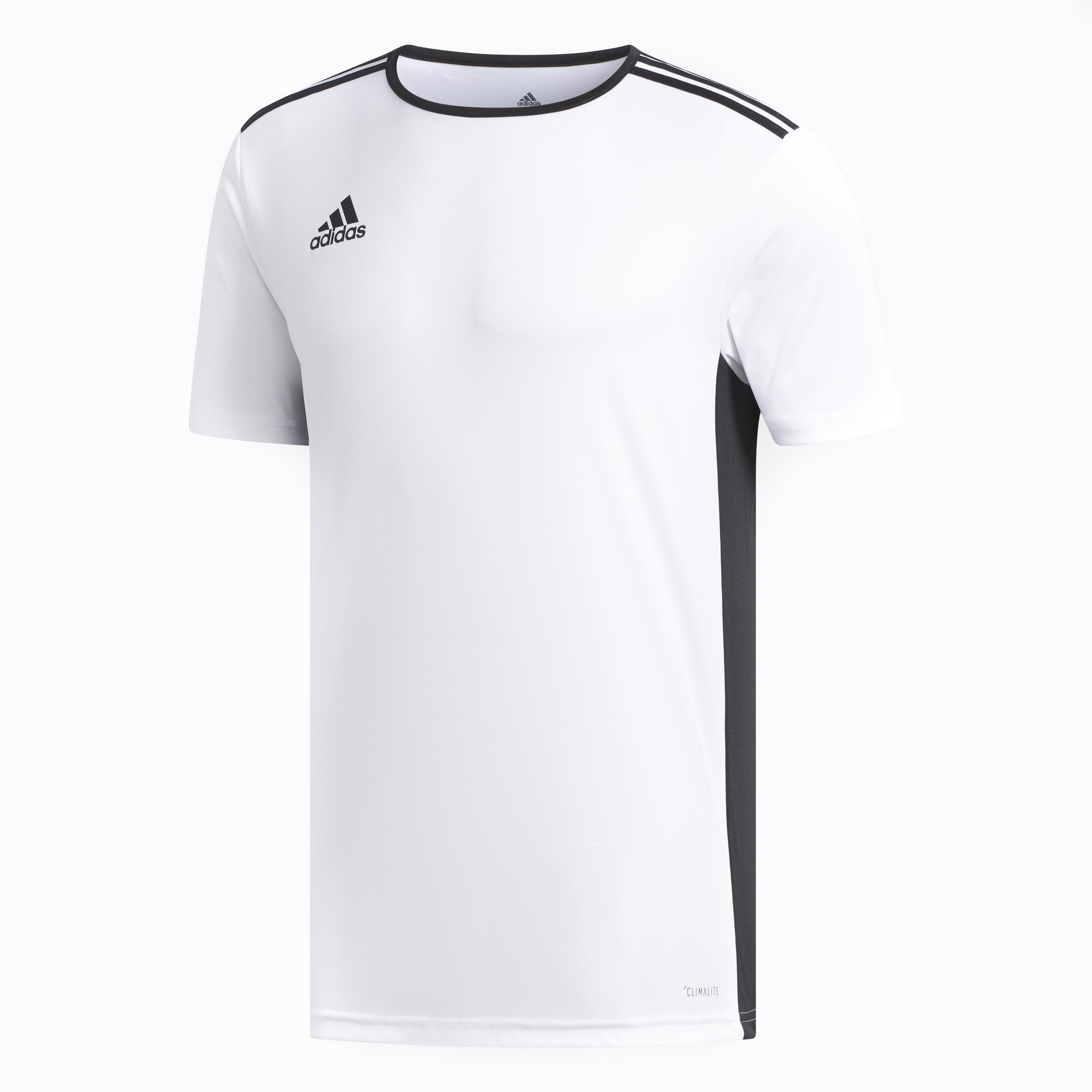 Tricou Fotbal Entrada Adulți