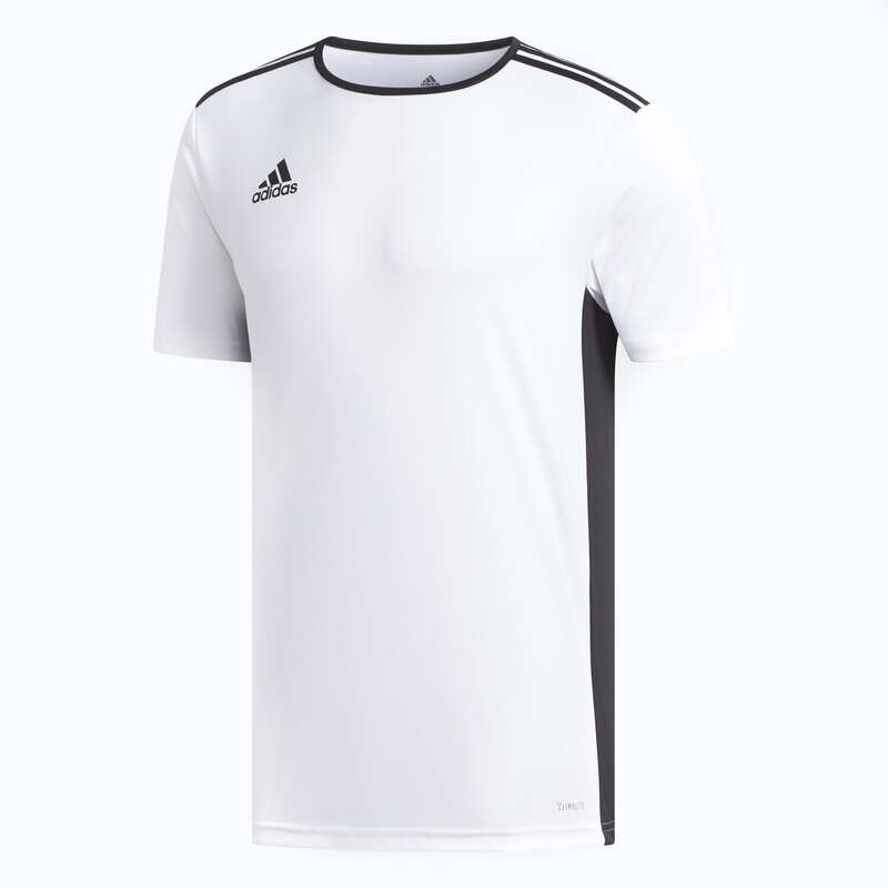 OBLAČILA ZA TOPLO VREME Nogomet - Kratka majica ENTRADA ADIDAS - Dresi in majice