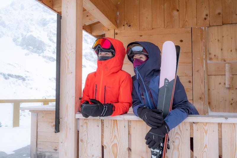 หมวกโม่งเล่นสกีสำหรับผู้ใหญ่รุ่น Ninja (สีดำ)