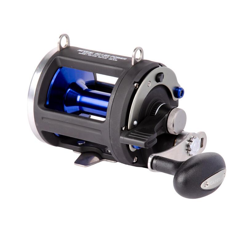 Carrete de pesca de arrastre Reveal Power 40 Lb
