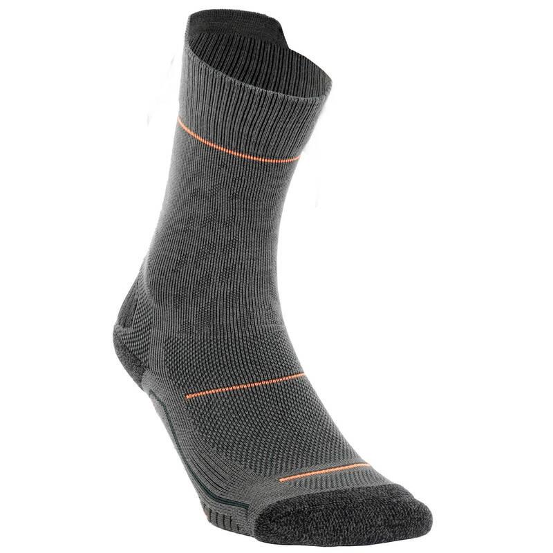 PONOŽKY/DOPLŇKY Myslivost a lovectví - PONOŽKY ACT 500 SOLOGNAC - Myslivecká obuv a ponožky