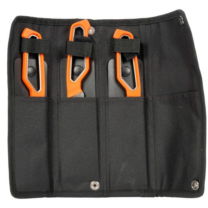 Kit de 3 couteaux Léger Compact pour Venaison