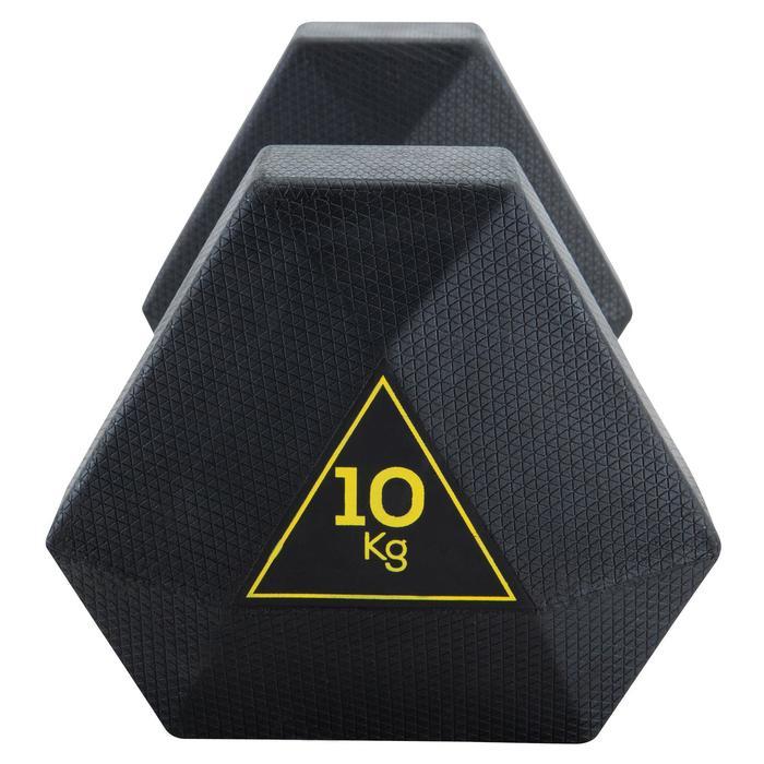 Kurzhantel Hex Dumbbell 10kg