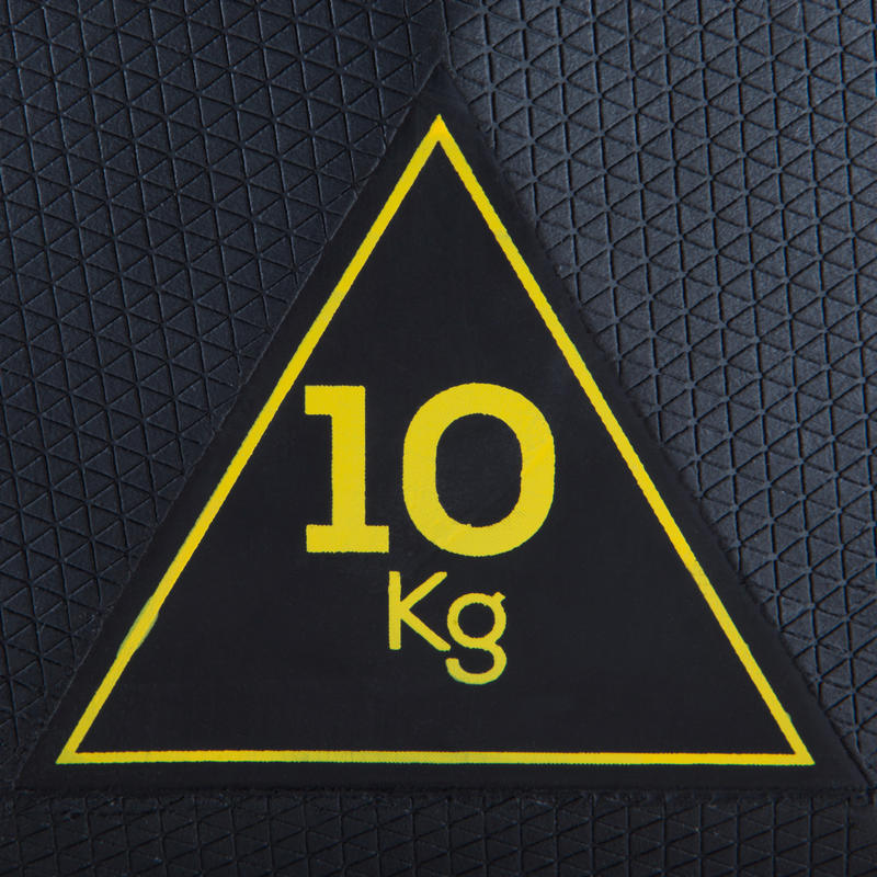 MANCUERNA HEX DUMBBELL 10 KG