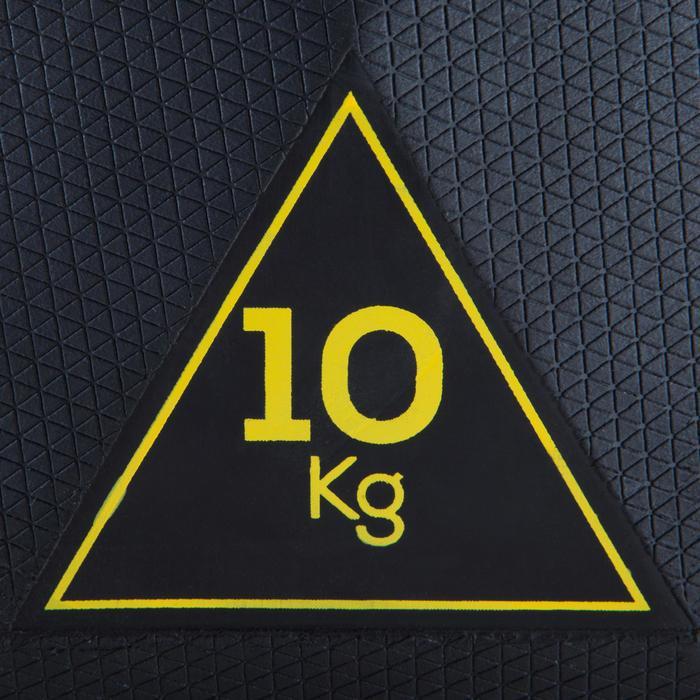 Halter Hex Dumbbell 10 kg