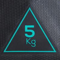 Haltère hexagonal 5kg
