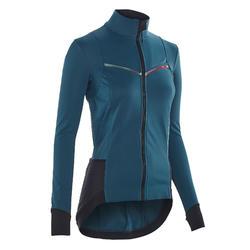Veste temps froid cyclosport vert