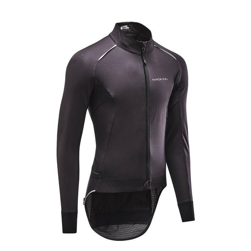 PÁNSKÉ OBLEČENÍ NA SILNIČNÍ CYKLISTIKU ZA CHLADNÉHO POČASÍ Cyklistika - BUNDA RCR WINTER C3 VAN RYSEL - Cyklistické oblečení