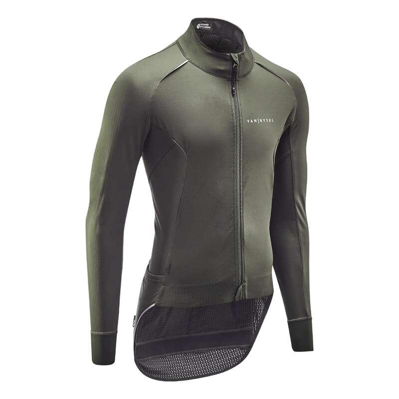 HAB VELO RTE CYCLOSPORT TPS FROID H Kerékpározás - Férfi kerékpáros felső RCR VAN RYSEL - Kerékpáros ruházat