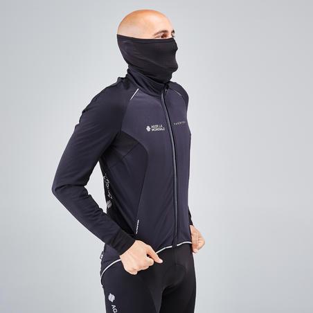 Куртка Racer Xtreme для велоспорту, зимова - Чорна