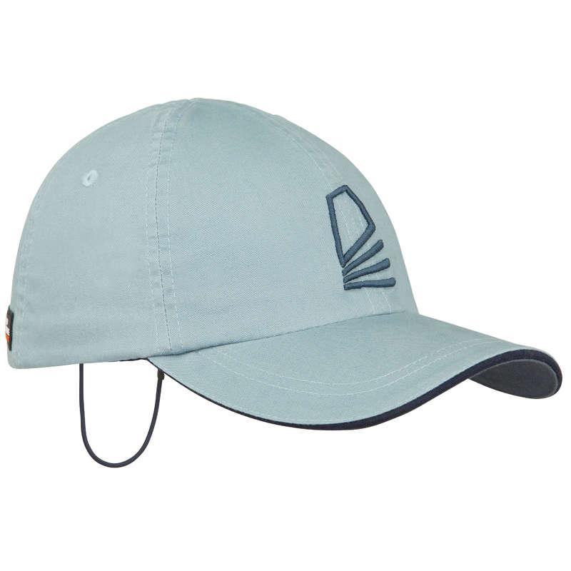 Borse, guanti e cappelli Sport Acquatici - Cappellino SAILING 100 adulto TRIBORD - UOMO VELA