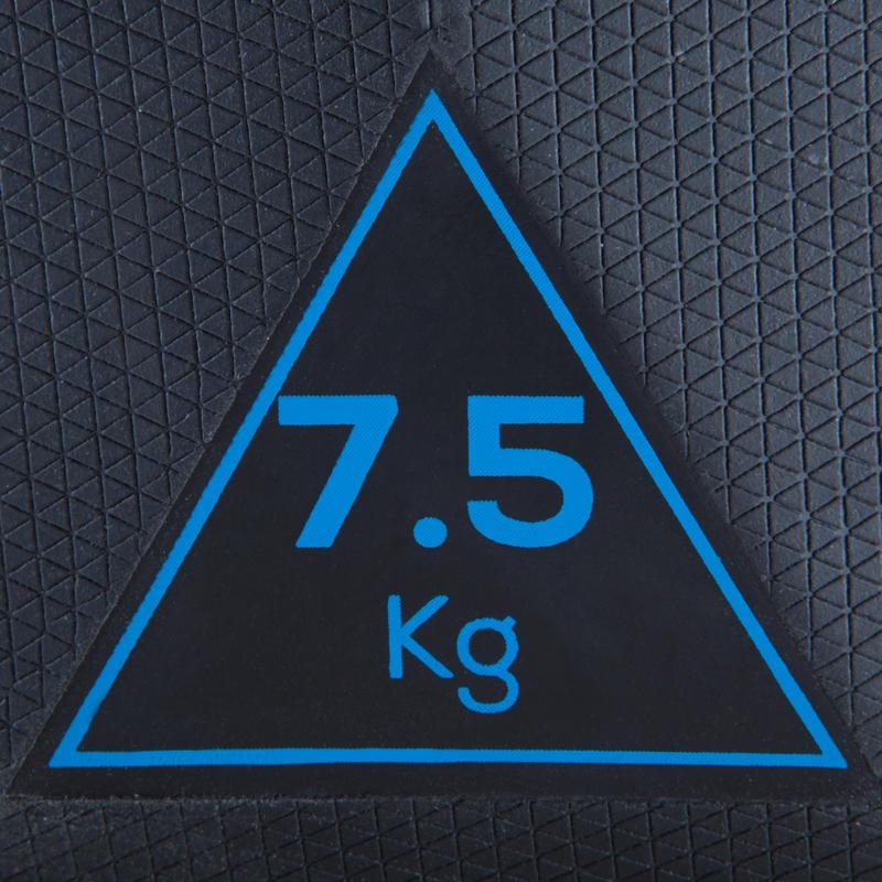 MANCUERNA HEX DUMBBELL 7,5 KG