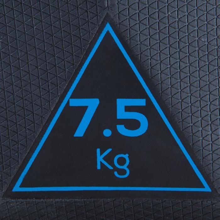 Kurzhantel Hex Dumbbell 7,5kg