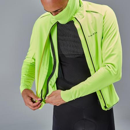 Куртка Racer Xtreme для велоспорту, зимова - Жовта