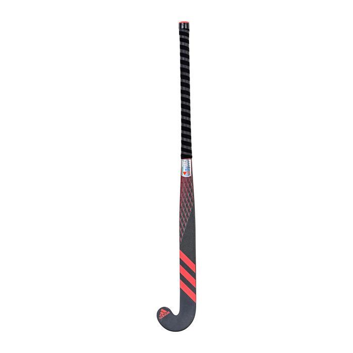 Stick de hockey sur gazon adulte expert Xlowbow 70%carbone AX24Compo1C70 noir