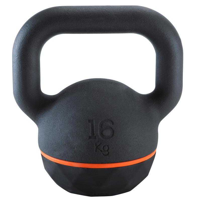 Kettlebell16 kg - Black