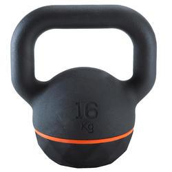 健身運動壺鈴- 16 公斤
