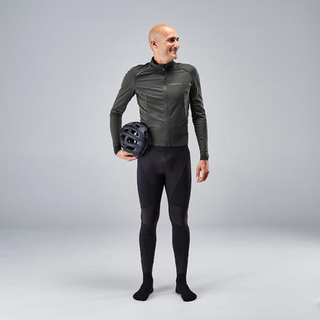 Куртка Racer для велоспорту, для холодної погоди - Хакі