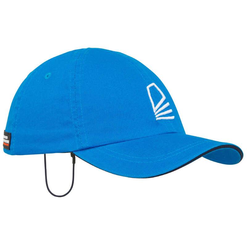 Borse, guanti e cappelli Sport Acquatici - Cappellino SAILING 100 blu TRIBORD - UOMO VELA