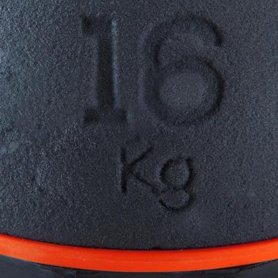 وزن DOMYOS KETTLEBELL - 16kg