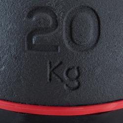 Kugelhantel Kettlebell 20kg