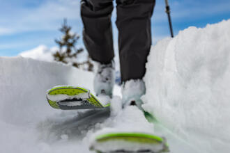 Découvrez les secrets des fixations de ski de randonnée
