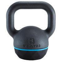 Kettlebell Pesa Rusa 8kg. Domyos Cross Fitness Musculación