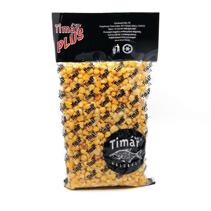 PONTYOZÓ CSALIK Horgászsport - Timár Mix Corn Natur Seeds 1kg TIMÁR - Finomszerelékes horgászat