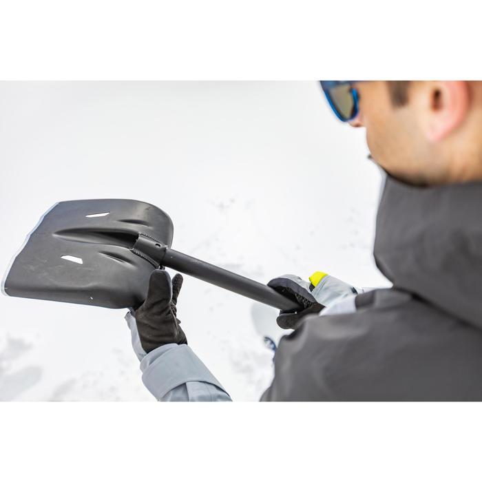 Pelle avalanche Wedze ski-mo Noire