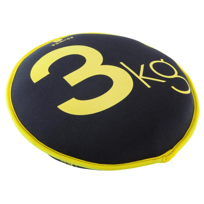 Soft halter pilates figuurtraining 3 kg