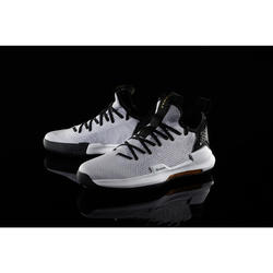 CHAUSSURE DE BASKETBALL FAST 500 GRISE TIGE BASSE / HOMME