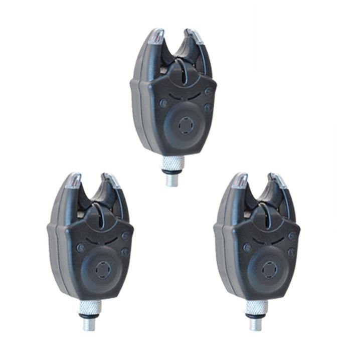 Bissanzeiger Set XSM Blue mit 3 Stk Karpfenangeln