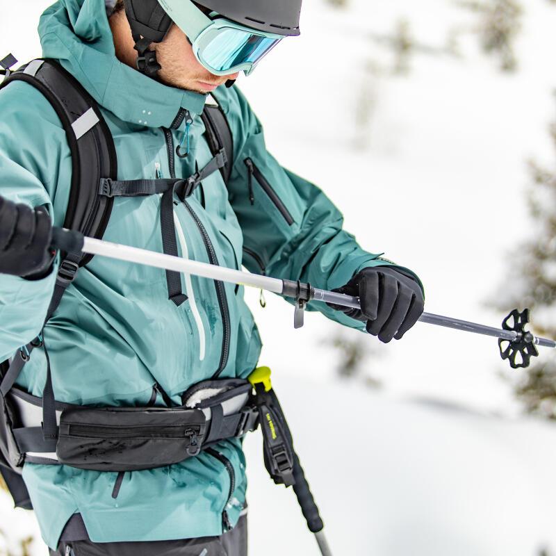 De juiste maat voor je ski's en stokken
